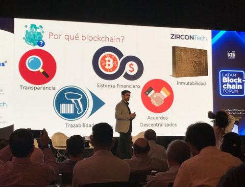 Desarrollando la tecnología Blockchain en Chile según ZirconTech de Uruguay