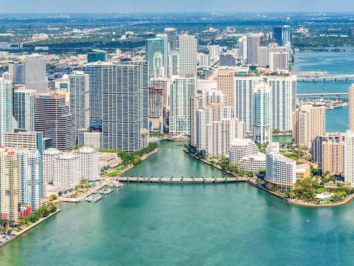 View of Miami